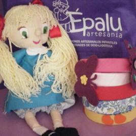 Muñeca Épalu
