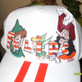Gorra Peter Pan